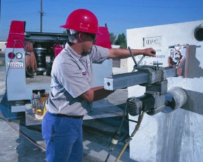 core drill test